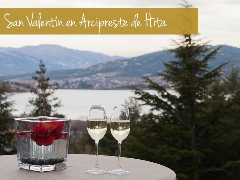 Escapada romántica de fin de semana por San Valentín