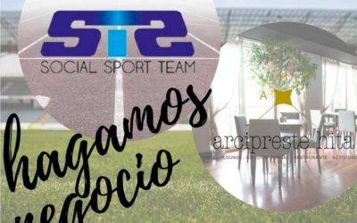 Social Sport Club, creando lazos entre empresas en nuestro hotel en Navacerrada