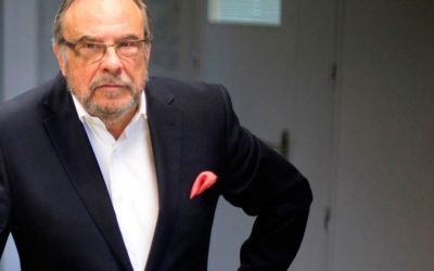 Raúl Cancio, invitado de honor en el Hotel Arcipreste